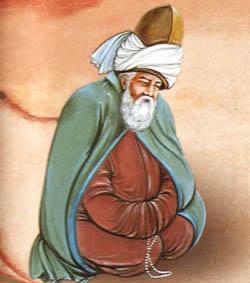 Who is Mevlana Celaleddin Rumi ?