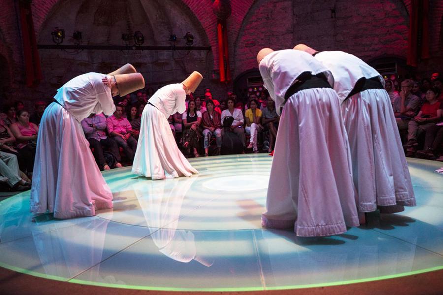 istanbul Dervish Ceremony