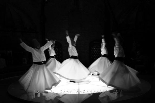 dervish ceremony show istanbul ticket reservation