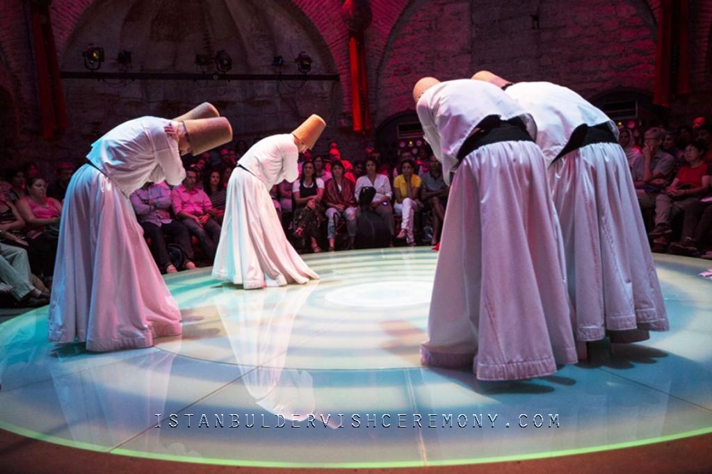 Hodjapasha Dervish Ceremony show istanbul