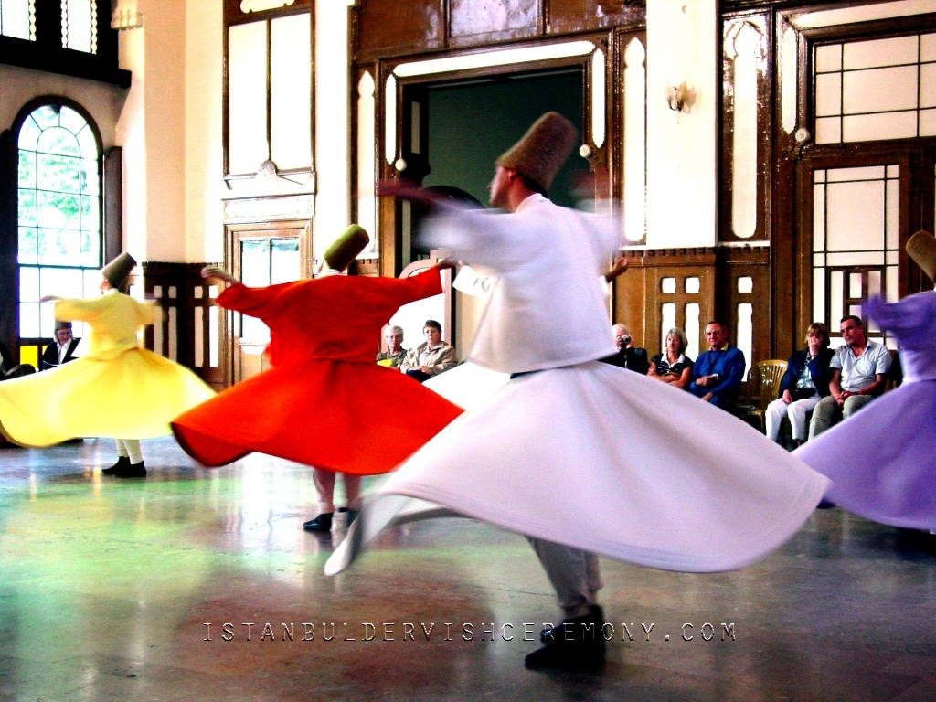 sirkeci train station whirling dervish ceremony show ticket istanbul reservation